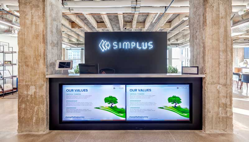 Simplus New Salt Lake Office