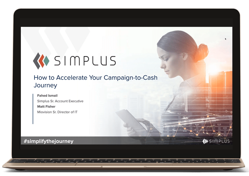 How to Accelerat Your Campaign-to-Cash Journey